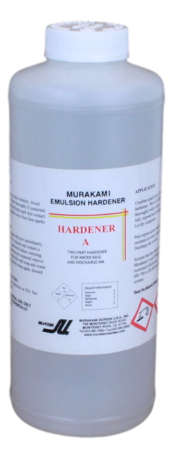 Murakami Emulsion Hardener (A) Two Part Hardener