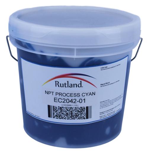 RUTLAND NPT PROCESS CYAN