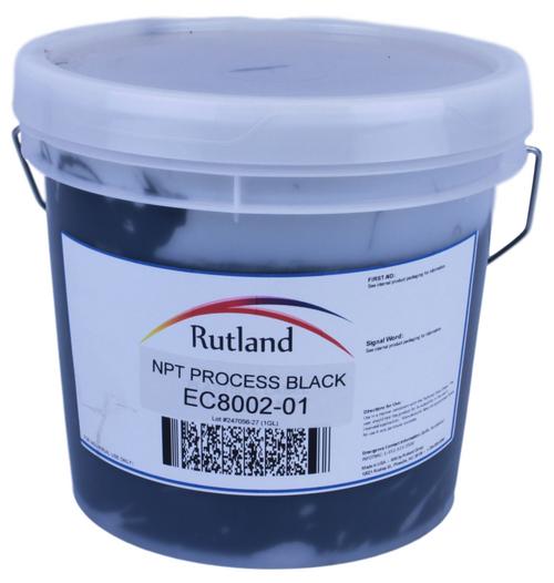 RUTLAND NPT PROCESS BLACK