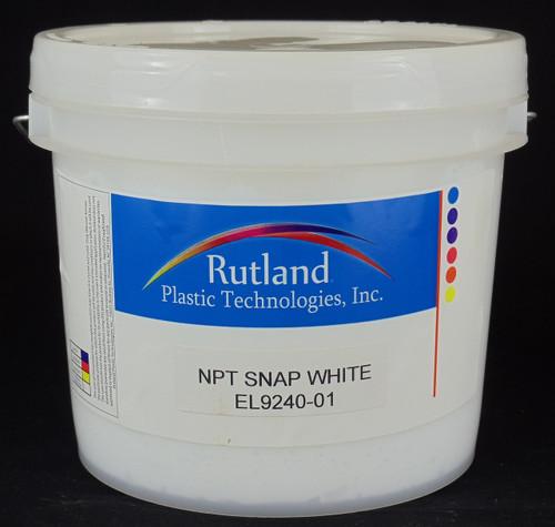 RUTLAND NPT SNAP WHITE