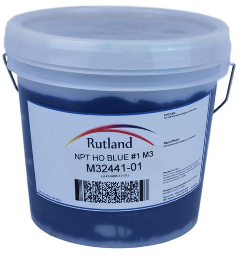 RUTLAND NPT HO BLUE #1 M3