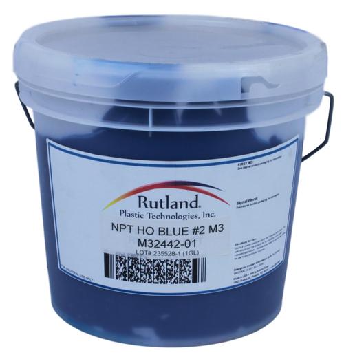 RUTLAND NPT HO BLUE #2 M3