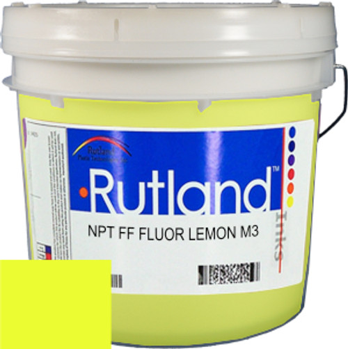 RUTLAND NPT FF FLUOR LEMON M3