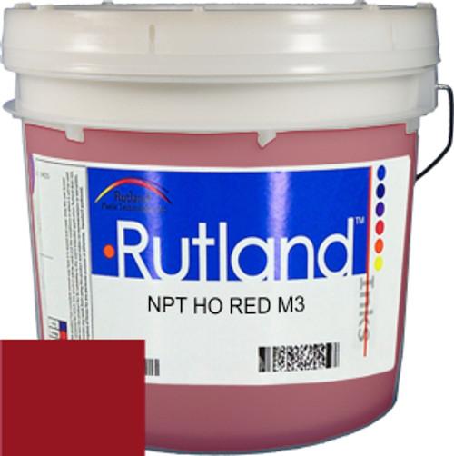 RUTLAND NPT HO RED M3