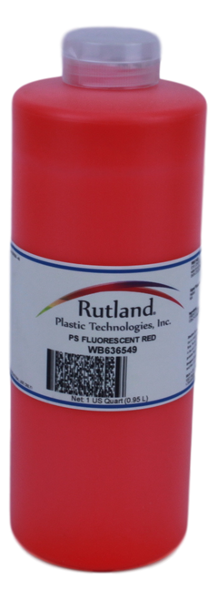 RUTLAND PS  FLUO RED