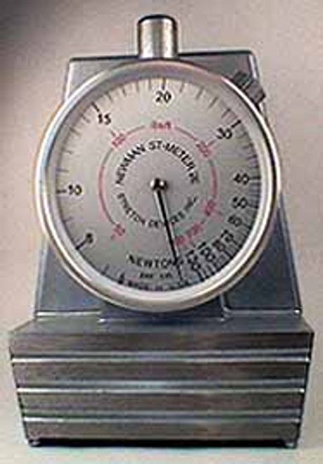 Stretch Devices - Newman ST 2E Chrome Screen Tension Meter