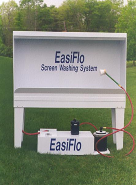 EasiWay - Easiflo Recirculating Chemical Pump &Tank, 30 Gallon