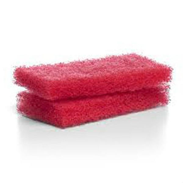 Nylon Scrub Pad-Red