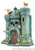 Masters of the Universe Classics Castle Grayskull with Bonus Poster