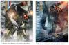 Pacific Rim 7-Inch Series 3 Jaeger Cherno Alpha & Coyote Tango Action Figures