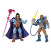 Masters Of The Universe Classics Laser Power He-Man & Laser Light Skeletor Figures