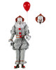 IT 2017 Pennywise 8-Inch Clothed Action Figure