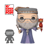 Harry Potter Dumbledore and Fawkes 10-Inch Pop! Vinyl Figure