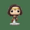 Wonder Woman 1984 Flying Metallic Pop! Vinyl Figure