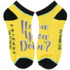 Friends 5 Pack Ankle Socks Pack
