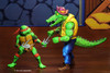 Teenage Mutant Ninja Turtles Turtles in Time Series 2 Leatherhead 7-Inch Action Figure