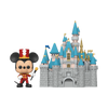Funko POP! Town Disney 65th Sleeping Beauty Castle with Mickey Mouse