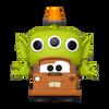 Funko Pixar 25th Anniversary Alien Remix Mater Pop! Vinyl Figure