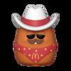 Funko McDonald's Cowboy McNugget Pop! Vinyl Figure