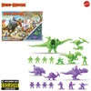 Dino-Riders Rulon Warriors Battle Pack - Entertainment Earth Exclusive