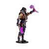 Mortal Kombat Series 5 Sub-Zero Winter Purple Variant Action Figure