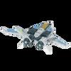 Snap Ships Sabre XF-23 Interceptor