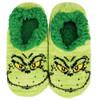 Dr. Seuss The Grinch Slipper Socks