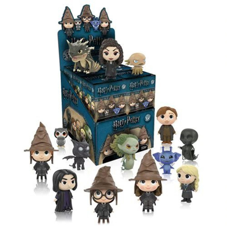 Fulfill Your Dreams of a Fantasy Toy Collection With Mystery Minis