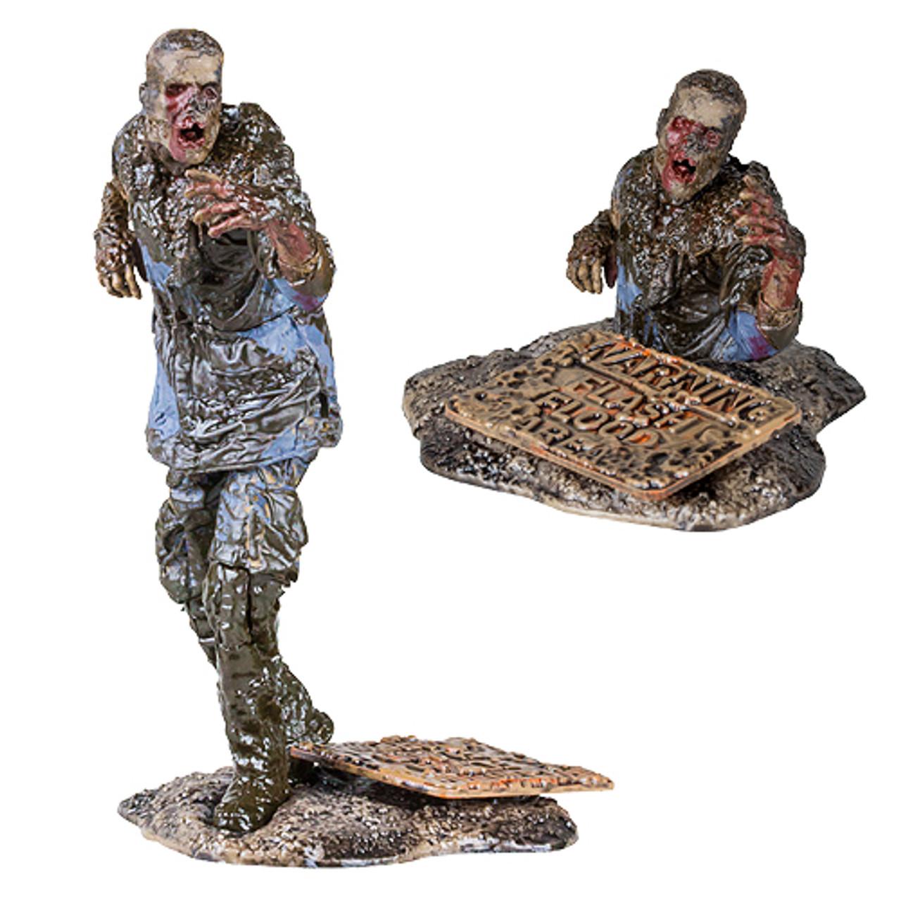 The Walking Dead Mud Walker Series 7 McFarlane Toys Action Figure