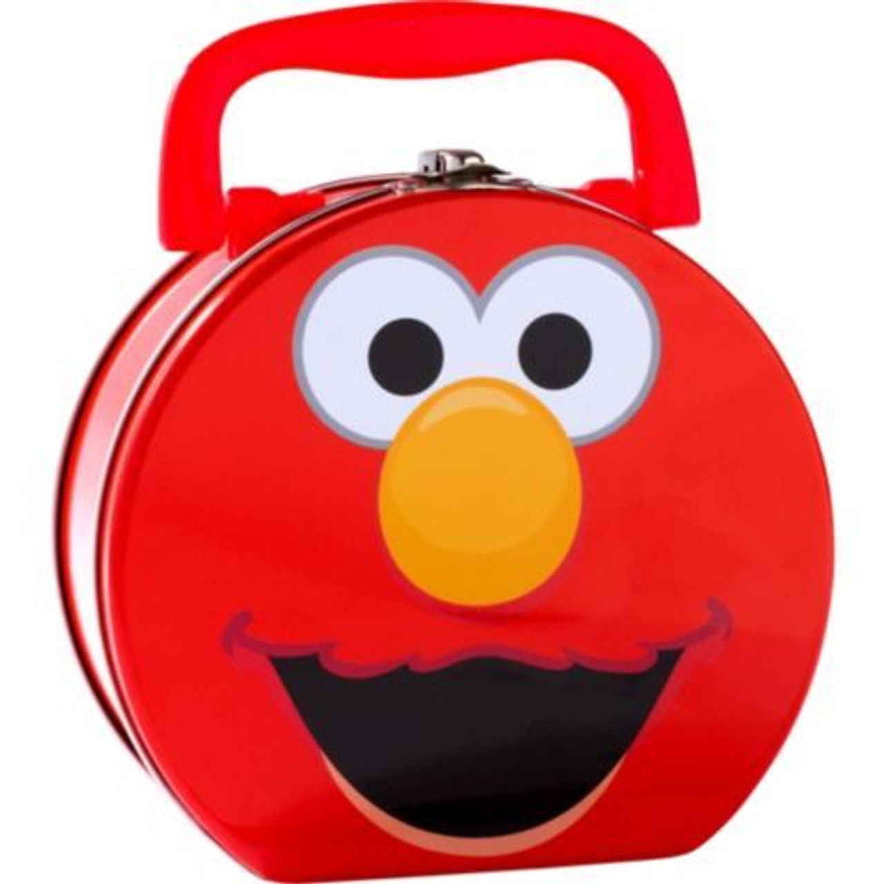 974400ef0bdd Sesame Street Elmo Face Tin Tote