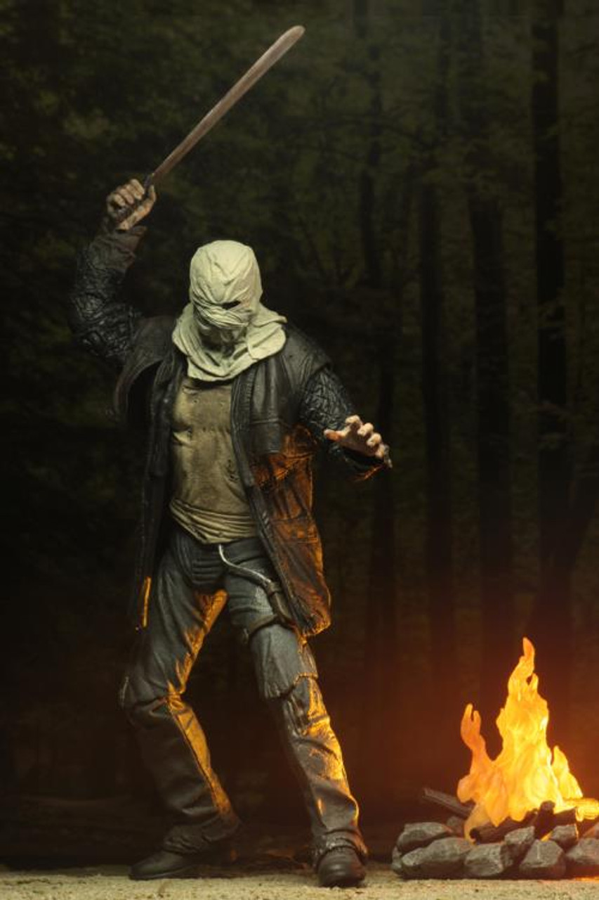 Friday The 13th Ultimate Jason Voorhees 7 Inch Scale Action Figure