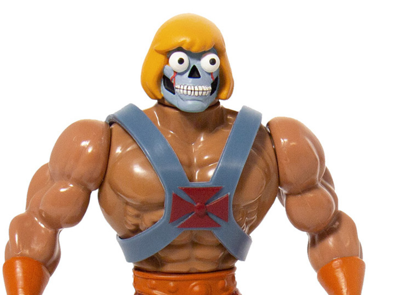 "MOTU HE-MAN MINT. Masters of the Universe Vintage He-Man 5 1//2/"" Action Figure"
