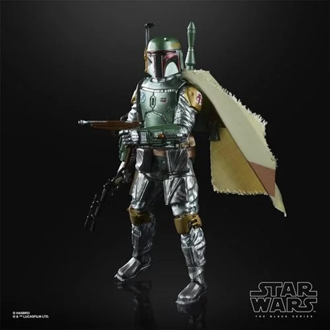 """Star Wars The Black Series carbonisé BOBA FETT 6/"""" Action Figure Pré Commande"""
