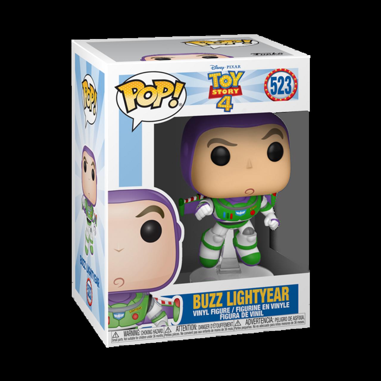 Toy Story 4 Buzz Lightyear Pop Vinyl Figure Buy At Not Just Toyz