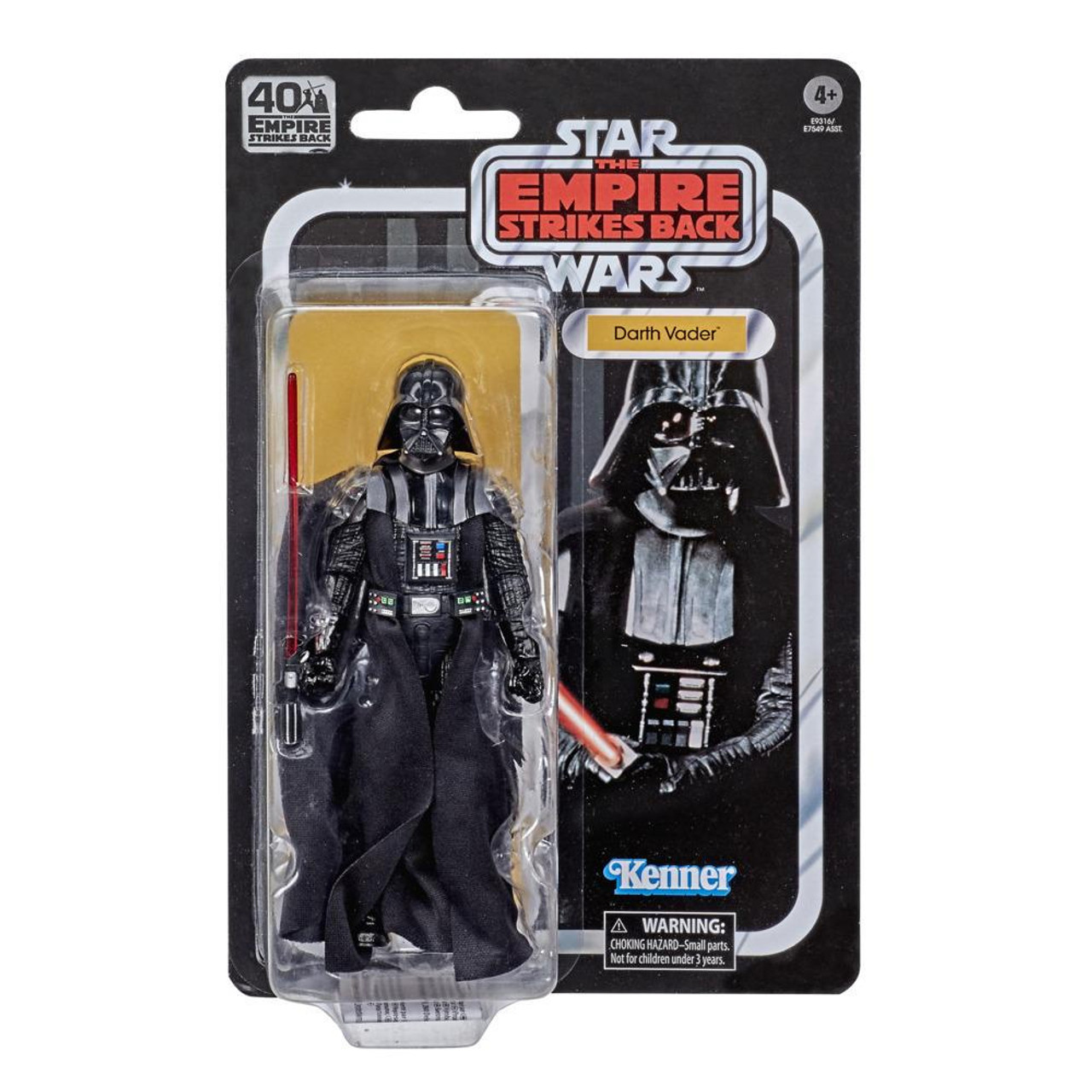 Star Wars Black Series 40th Anniversary 6-Inch Action Figure IN STOCK