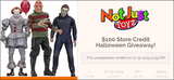 ​Announcing the Winner of our $100 Store Credit Halloween Giveaway