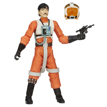 Star Wars The Black Series Biggs Darklighter 3.75 Inch Figure