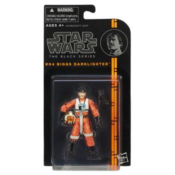 Star Wars The Black Series Biggs Darklighter 3.75 Inch Figure