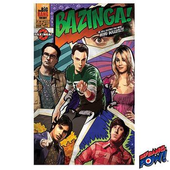 The Big Bang Theory Bazinga Journal