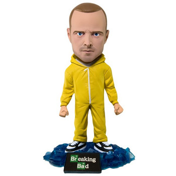 Breaking Bad Jesse Pinkman in Hazmat Suit 6-Inch Bobble Head