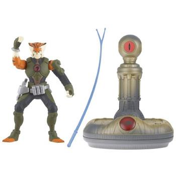 ThunderCats 4-Inch Tygra Deluxe Action Figure