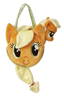 My Little Pony Applejack Carrier with 6.5-Inch Plush
