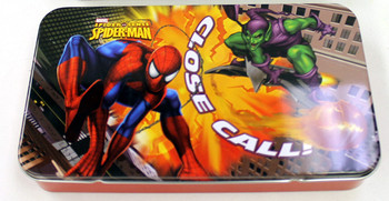 Spider-Man Vs Green Goblin Storage Box Tin