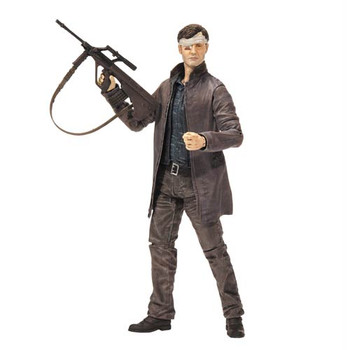 Walking Dead TV Series 6 Governor with Long Coat Action Figure
