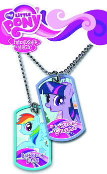 My Little Pony Friendship is Magic Dog Tag Mystery Pack