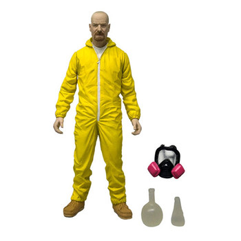 Breaking Bad Walter White Hazmat Suit 6-Inch Action Figure