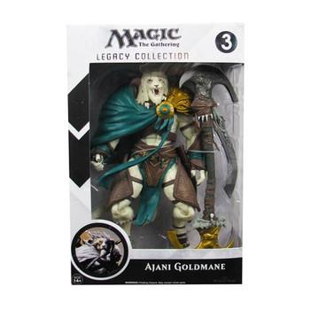 Magic The Gathering Ajani Goldmane Legacy Action Figure