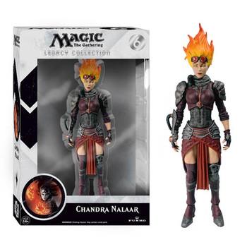 Magic The Gathering Chandra Nalaar Legacy Action Figure