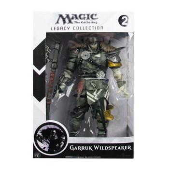 Magic The Gathering Legacy Garruk Wildspeaker Legacy Action Figure