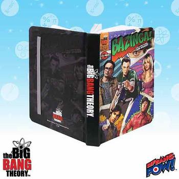 The Big Bang Theory BAZINGA! Mini Journal